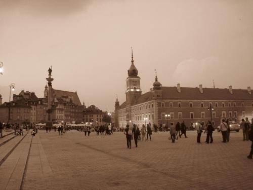شهر قدیم ورشو - لهستان